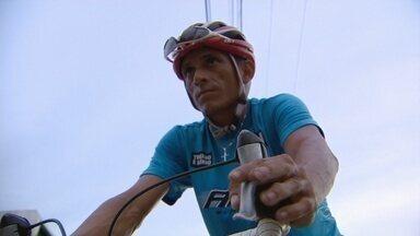 Ciclista intensifica treinos para competição em Manaus - As inscrições podem ser feitas pela internet e vão até o dia 11 de novembro