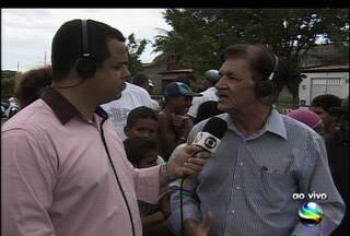 Meteorologista explica chuva da madrugada de Aracaju - Meteorologista explica chuva da madrugada de Aracaju.