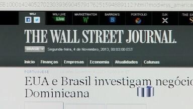 Embraer enfrenta investigação nos EUA sobre suborno, diz jornal dos EUA - Funcionários da República Dominicana poderiam ter sido subornados. Estava em jogo contrato de US$ 90 milhões para fornecer aeronaves.