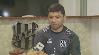 Artilheiro da Ponte, William não enfrenta Vélez Sarsfield pela Sul-Americana - William deve retornar no jogo contra o Vitória, no próximo domingo (10). A partida ocorre em Campinas (SP).