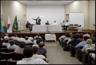 Reunião em Montes Claros discute construção da Barragem de Congonhas - Obra será importante para o abastecimento de água no Norte de Minas.