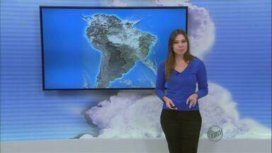 Confira a previsão do tempo no Sul de Minas para essa quarta-feira (6) - Confira a previsão do tempo no Sul de Minas para essa quarta-feira (6)