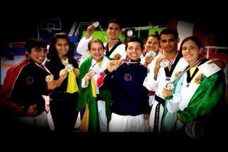 Taekwondo conquista medalhas no Campeonato Internacional do Chile - Os lutadores da cidade do Alto Tietê estrearam em competições estrangeiras neste fim de semana
