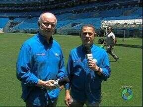 Atlético tem pequena vantagem no confronto com o Grêmio - Luiz Augusto Xavier e Gil Rocha apontam leve favoritismo do Furacão na disputa pela vaga na decisão da Copa do Brasil
