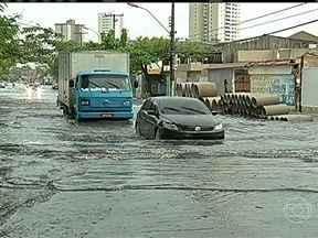 Dia continua chuvoso do Amazonas até São Paulo - A chuva fica mais fraca no Nordeste. As nuvens mais carregadas estão entre o Norte, o Centro-Oeste e o Sudeste. Máxima deve ser de 19ºC em São Paulo, 17ºC em Curitiba e 35º em Boa Vista.