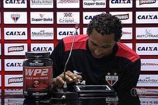 Dragão faz contas contra o rebaixamento - Time tem mais cinco rodadas para evitar queda para a Série C.