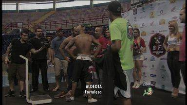 Fortaleza recebe lutadores de MMA para o torneio BKF - Evento ocorre no Ginásio Paulo Sarasate.