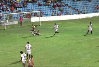 Sampaio goleia o Balsas na Copa Cidade - Junior Chicão marca duas vezes, Robinho, Erlon e Bruno Chocolate completam a goleada Tricolor, enquanto Gilvan ainda desconta para o Balsas