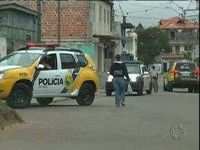 Cai número de assassinatos em Curitiba - O levantamento é da secretaria de Segurança.