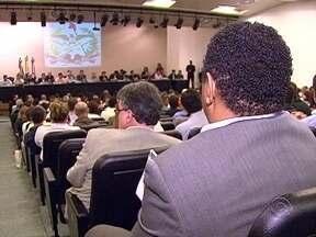 Audiência pública discute o Plano Diretor de Florianópolis - Audiência pública discute o Plano Diretor de Florianópolis