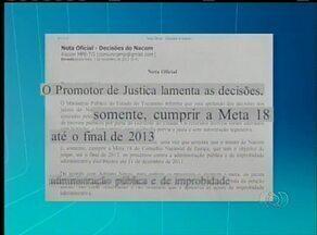 Justiça nega recurso de promotor em caso de venda irregular de lotes em Palmas - Justiça nega recurso de promotor em caso de venda irregular de lotes em Palmas