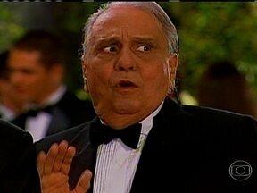 Jorge Dória será sepultado na tarde desta quinta (7) - O corpo do ator Jorge Dória será velado, a partir das 11h desta quinta-feira (7), no Memorial do Carmo. Ele morreu na quarta (6), aos 92 anos. O sepultamento está marcado para às 16h.