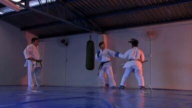 Karateca de MS disputa mundial escolar da modalidade no DF - Karateca de MS disputa mundial escolar da modalidade no DF
