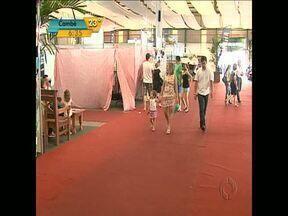 300 mil pessoas devem visitar a Expovel - Os rodeios estão entre as atrações mais esperadas