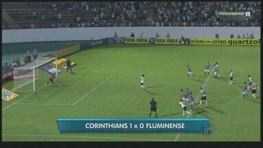 Veja os gols da rodada dos times paulistas no Brasileirão - O Corinthians ganhou do Fluminense por 1 a 0. Já o Santos empatou com o Vasco em 2 a 2. O São Paulo perdeu de 3 a 0 do Atlético Paranaense.