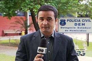 Agentes e escrivães da Polícia Civil continuam em greve, em Goiás - Os policiais estão registrando apenas flagrantes e crimes hediondos. Vítimas de outros crimes estão sendo prejudicadas.