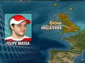 Felipe Massa é o novo piloto da Williams - Brasileiro assina contrato de 3 anos com a equipe.