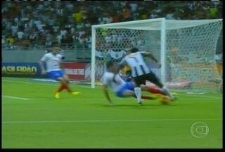 Atlético sai com empate e Cruzeiro com vitória do Brasileirão - Times jogaram no fim de semana.