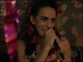 Veja os bastidores do show de Ana Selma em Além do Horizonte - Luciana Paes comenta cena de sua personagem