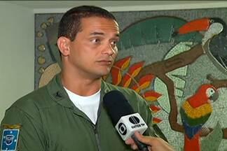 Representante do Cenipa fala sobre acidentes com aves na aviação - No último domingo, um piloto ficou ferido após colisão frontal entre a aeronave e um urubu, na Base Aérea de Salvador.