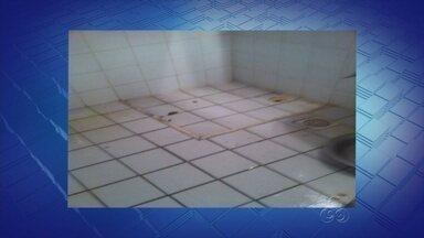 Bomba de água queima e prejudica abastecimento em hospital no AM - Problema atinge unidade de saúde desde o dia 7 de novembro.