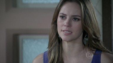 Amor á Vida - Capítulo de quarta-feira, dia 13/11/2013, na íntegra - Paloma tenta obrigar Bruno a contar o segredo que tem com César