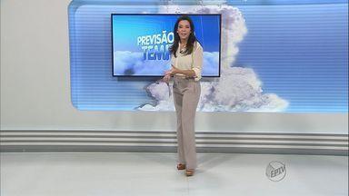 Previsão do tempo – 14/11/2013 – Ribeirão Preto e região - Clima deve ser seco e abafado durante feriado nesta sexta