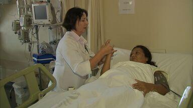 Na 3ª reportagem, o CETV vai mostrar a difícil recuperação dos pacientes vítimas de AVC - As técnicas de tratamento avançaram muito, mas ainda é preciso paciência e dedicação.