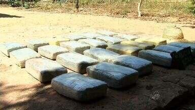Polícia apreende drogas na região do Cariri - Um homem foi preso em flagrante suspeito de integrar uma quadrilha de traficantes.