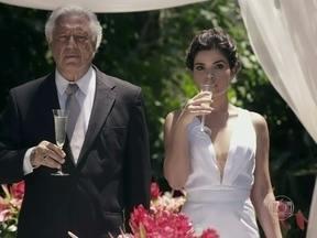 Atores mostram os bastidores do casamento de César em Amor à Vida - Veja tudo o que rolou na gravação das últimas cenas bombásticas da novela das 21h