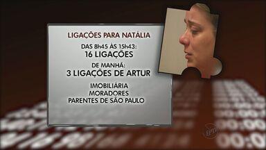 Polícia analisa parte do relatório de ligações recebidas pela mãe do menino Joaquim - Segundo delegado, o registro das chamas mais importantes ainda não foram entregue pelas operadoras telefônicas.