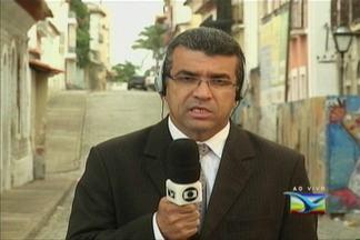 A polícia apreendeu, em São Luís, um adolescente suspeito de ter matado um radialista - A polícia apreendeu, em São Luís, um adolescente suspeito de ter matado um radialista, no município de Cajapió.