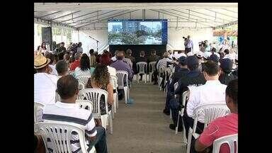 Governo do ES instala câmeras de videomonitoramento em bairros com tiroreios em Vitória - Em Itararé e Bairro da Penha ons tiroteios são frequentes, afirmam moradores.