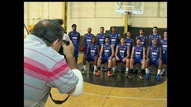 Confira a sessão de fotos feita para o Novo Basquete Brasil, no ES - Fotos são para campanhas promocionais.