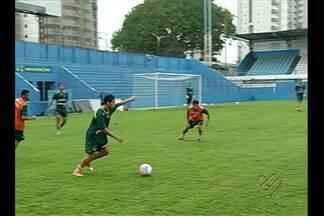 Paysandu aposta no Mangueirão para vencer o Brangatino - Papão ainda não perdeu pontos no maior estádio do Pará nesta Série B.