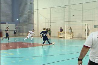 Barueri vence o São Paulo/Mogi no primeiro jogo da semifinal do Paulista sub-20 de futsal - Agora a equipe mogiana precisa de uma vitória no tempo normal e na prorrogação na próxima partida para se garantir na final