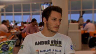 Piloto de Lucas do Rio Verde é campeão de Bicicross - André Vitor conquistou o tricampeonato Brasileiro de Bicicross na Bahia.