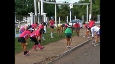 Rondonópolis terá prova de rua no dia 08 de dezembro - No embalo da Corrida de Reis, atletas treinam para a competição na cidade.