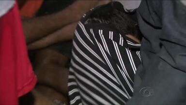 Operação do GECOC prende quadrilha acusada de roubo a residências em Maceió - Segundo a polícia, a últim,a ação dos criminosos foi no domingo passado, quando eles invadiram uma casa e mantiveram uma família refém.