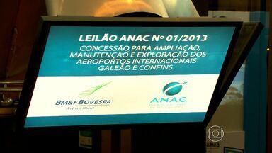 AeroBrasil arremata Aeroporto de Confins - Consórcio vai administrar terminal pelos próximos 30 anos.