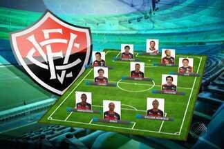 Vitória joga contra o Criciúma no sábado - Rubro-negro baiano precisa ganhar o jogo para manter a esperança de conquistar uma vaga na Libertadores.