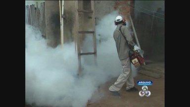 Levantamento aponta RO como um dos municípios em alerta de dengue - Levantamento foi feito em mais de 1.300 cidades do país.