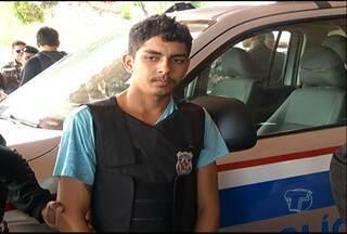 Suspeito de homicídio em Itaituba é preso em Oriximiná - O rapaz estava escondido em um garimpo.