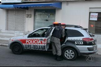 JPB2JP: Dona de armarinho é agredida por ladrões - Quatro jovens assaltaram o estabelecimento.