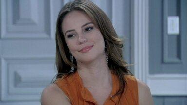 Amor à Vida - Capítulo de sexta-feira, dia 22/11/2013, na íntegra - Paloma é eleita a nova presidente do San Magno