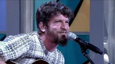 Saulo canta 'Raiz de todo bem' - A música baiana invadiu o Encontro