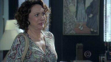 Ordália diz a Herbert que não está pronta para um relacionamento - Ela tem medo de como os filhos vão encarar a situação