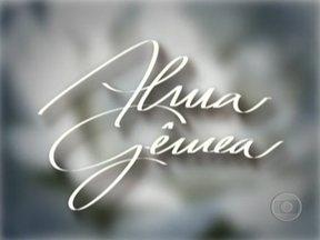 Abertura da novela Alma Gêmea - Relembre algumas novelas no especial de aniversário do Altas Horas.