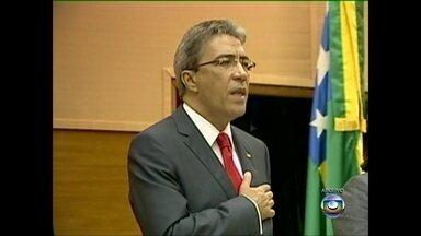 Morre o governador licenciado de Sergipe, Marcelo Déda - Marcelo Déda, de 53 anos, estava afastado do cargo desde o dia 27 de maio, quando começou o tratamento contra um câncer de estômago e pâncreas.