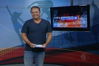 Íntegra Esporte D - 05/12/2013 - O programa desta quinta-feira exibiu a preparação do time de basquete de Mogi das Cruzes para enfrentar o Paulistano. Além disso, o boxe e o hipismo regional também já têm seus compromissos.